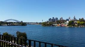 De Mooie Plaatsen van Sydney Australia Stock Fotografie