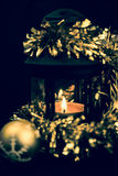 de mooie samenstelling van Kerstmis Stock Fotografie