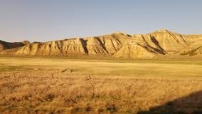 De mooie staat van Oregon Washington Montana royalty-vrije stock afbeelding