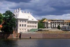 De mooie Stad van Wroclaw, Polen royalty-vrije stock afbeeldingen