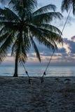 De Mooie Stranden van Dar-es-saalam bij Zonsopgang stock fotografie