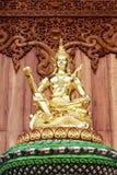 De mooie tempel in Wat Banden Royalty-vrije Stock Afbeeldingen