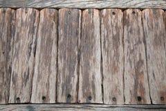 De mooie textuur van de kunst houten muur Stock Afbeelding