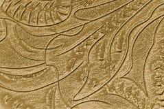 De mooie Textuur van het Leer Royalty-vrije Stock Afbeeldingen
