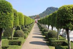 De mooie tuin Stock Afbeelding