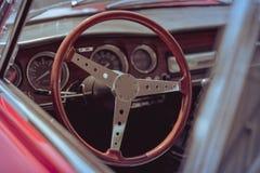 De mooie uitstekende auto van New York Stock Foto's