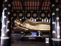De mooie van de de tempellevensstijl van de godsdienstvrijheid Verandering Mai Thailand Stock Foto's