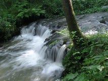 De mooie waterval Royalty-vrije Stock Afbeelding