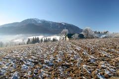 De mooie Winter Stock Afbeelding
