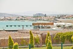 De mooie Zomer in Turkije Stock Afbeeldingen