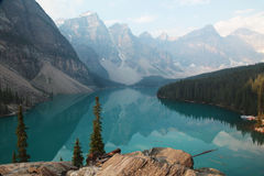 De Morene van het meer Stock Foto