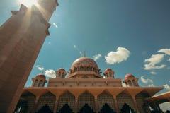 De moskee royalty-vrije stock foto