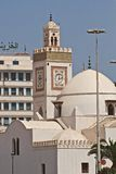 De moskee Stock Afbeelding