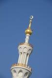 De Moskee Abu Dhabi van Zayed van de sjeik Royalty-vrije Stock Fotografie