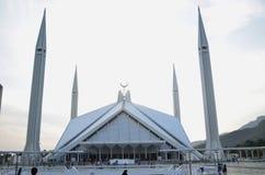 De Moskee van Faisal Stock Afbeelding