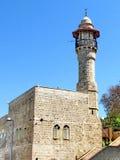 De Moskee Maart 2012 van Jaffa al-Bahr Stock Fotografie
