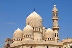 De moskee van Abu Abbas Stock Fotografie