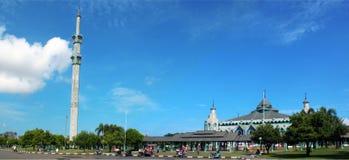 De Moskee van al-Markaz al-Islamy Royalty-vrije Stock Fotografie
