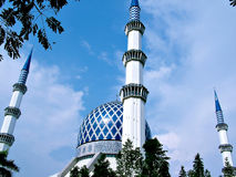 De Moskee van Alam van de sjah Stock Afbeelding