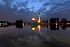 De Moskee van As'salam Stock Afbeeldingen