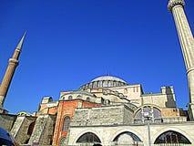 De Moskee van Ayasoufya Royalty-vrije Stock Foto