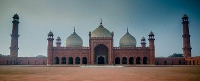 De Moskee van Badshahi Royalty-vrije Stock Fotografie
