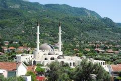 De moskee van Bar stock foto