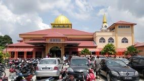 De Moskee van Bukitkapar Stock Foto