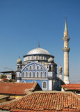 De moskee van Camii van Fatih in Izmir Royalty-vrije Stock Afbeeldingen