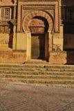 De moskee van de deur Royalty-vrije Stock Afbeelding