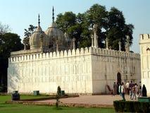 De moskee van de parel Stock Afbeelding