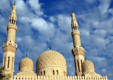 De Moskee van de V.A.E Stock Afbeeldingen