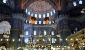 De Moskee van de veroveraar Stock Afbeelding
