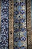 De Moskee van de vrijdag Stock Fotografie