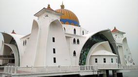 De Moskee van Detroit van Malacca Stock Afbeelding