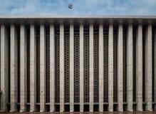 De moskee van Djakarta Stock Afbeeldingen