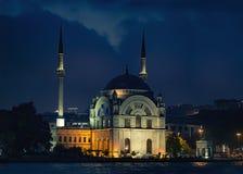 De moskee van Dolmabahce Stock Fotografie