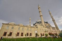 De Moskee van Edirneselimiye in Turkije royalty-vrije stock fotografie