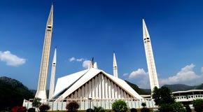 De Moskee van Faisal Royalty-vrije Stock Foto