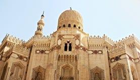 De Moskee van Gr-Mursi abul-Abbas Royalty-vrije Stock Foto's