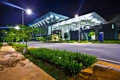 De Moskee van het Ijzer van Putrajaya Stock Afbeelding