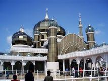 De Moskee van het kristal Stock Fotografie