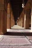 De Moskee van Ibn Tulun van Ahmad Stock Afbeelding