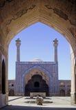 De moskee van Isphahan Royalty-vrije Stock Afbeeldingen