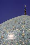 De moskee van Isphahan stock afbeelding