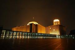 De Moskee van Istiqlal Royalty-vrije Stock Fotografie