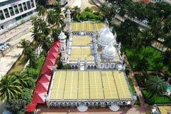 De Moskee van Jamek Stock Afbeeldingen