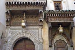 De Moskee van Kairaouin royalty-vrije stock foto's