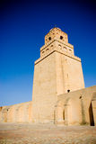 De moskee van Kairouan Royalty-vrije Stock Foto's