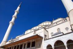 De moskee van Kocatepe Royalty-vrije Stock Foto's
